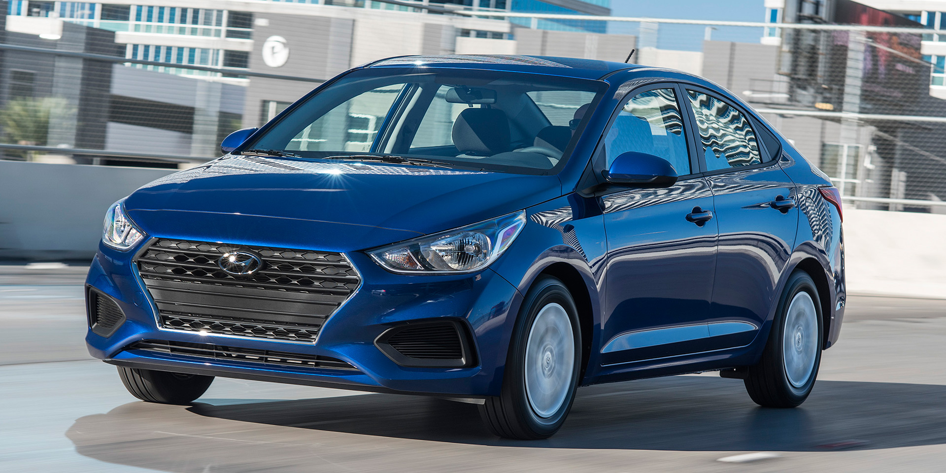 2019 Hyundai Accent Vehicles On Display Chicago Auto Show
