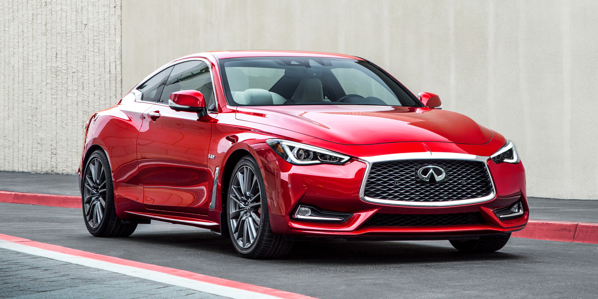 2019 Infiniti Q60 Vehicles On Display Chicago Auto Show