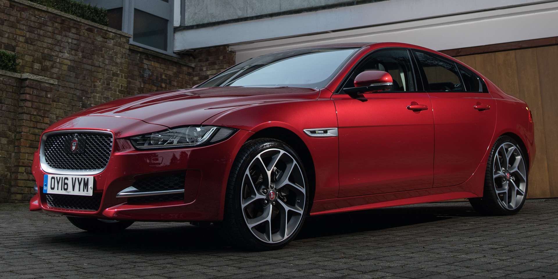2018 jaguar xe vehicles on display chicago auto show