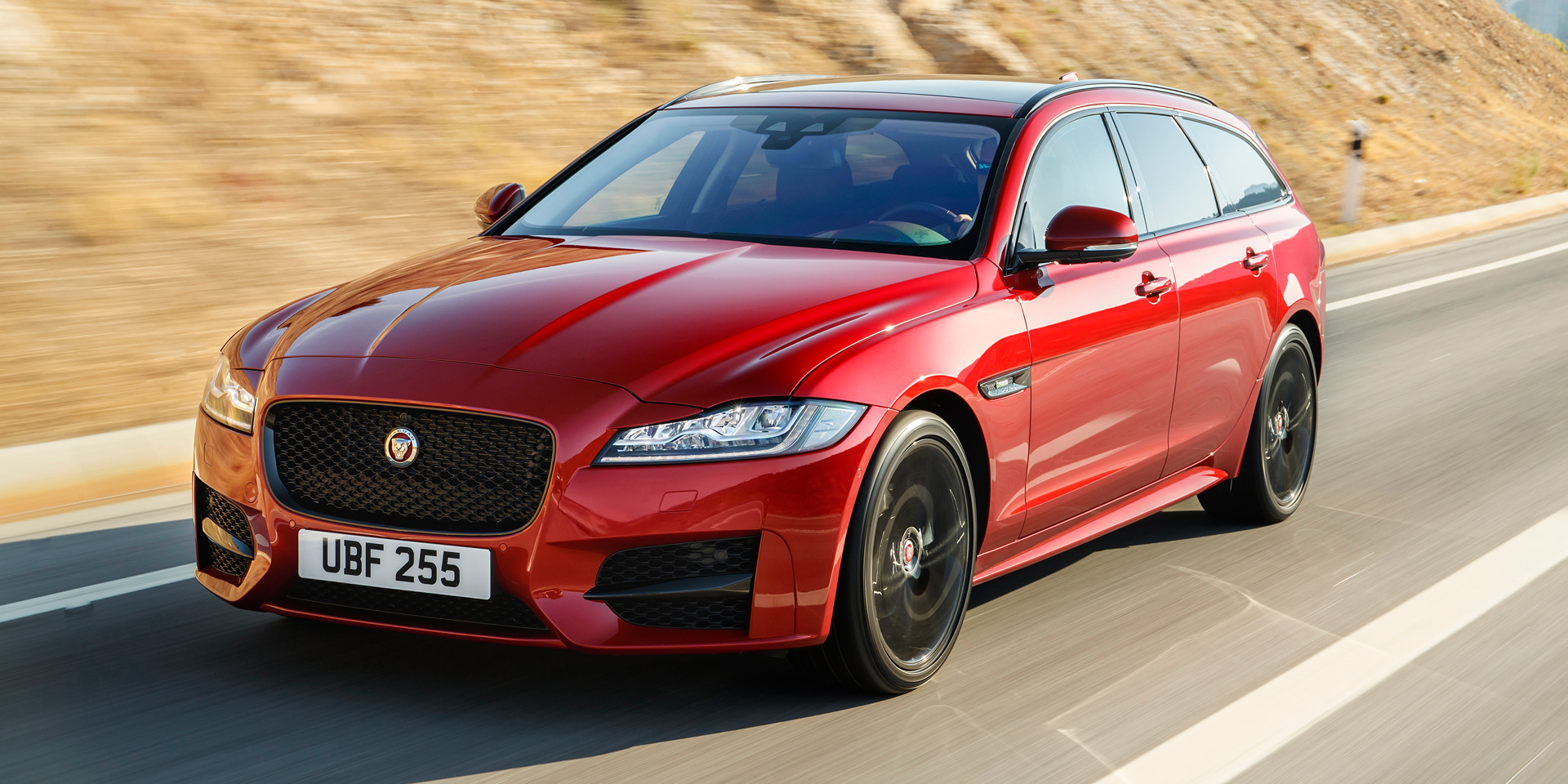 2019 - Jaguar - XF - Vehicles on Display | Chicago Auto Show