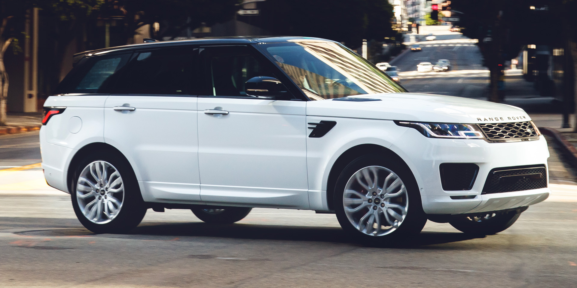 2018 Land Rover Range Rover Sport Vehicles On