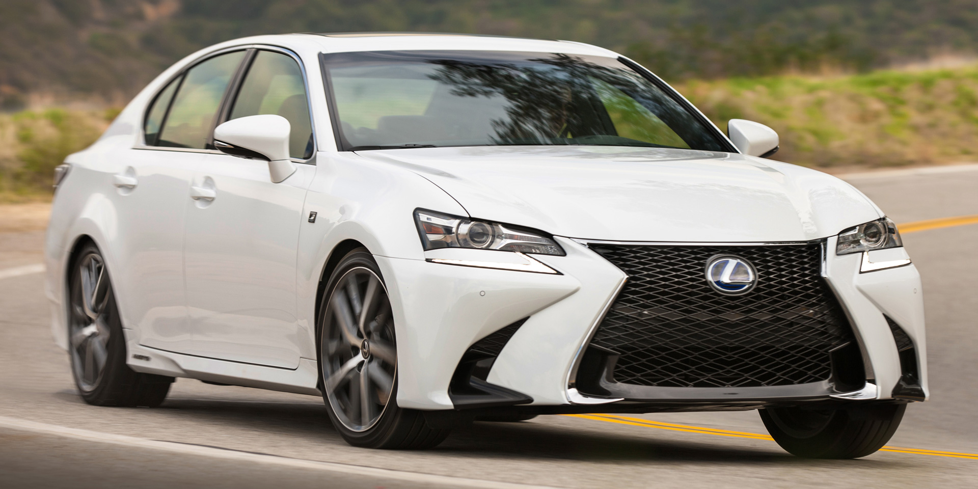2018 - Lexus - GS - Vehicles on Display | Chicago Auto Show