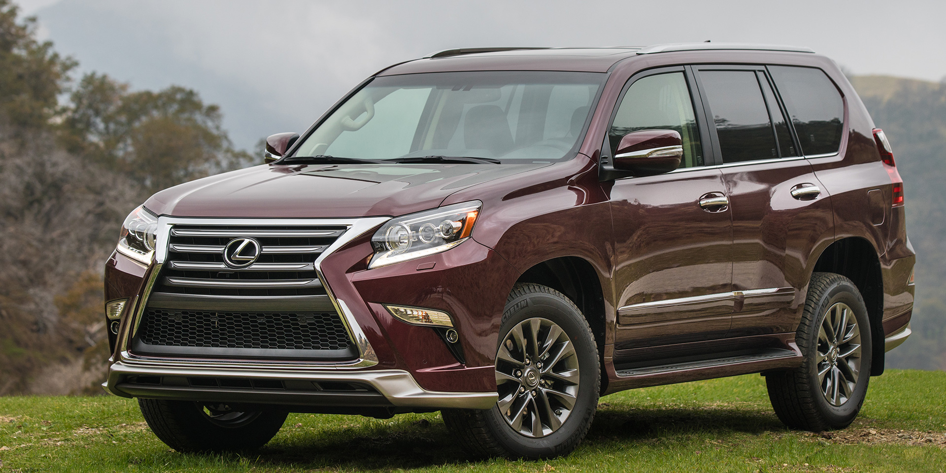 2018 lexus gx vehicles on display chicago auto show. Black Bedroom Furniture Sets. Home Design Ideas