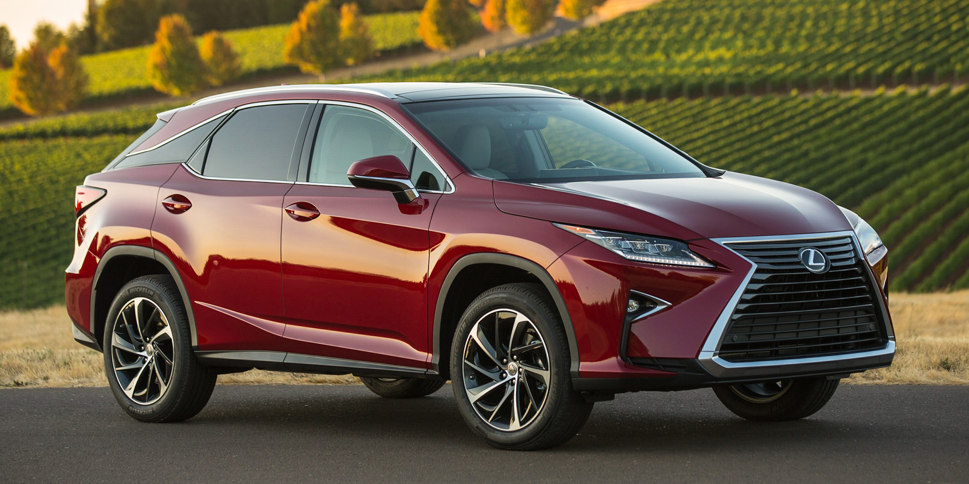 2018 Lexus Rx Vehicles On Display Chicago Auto Show