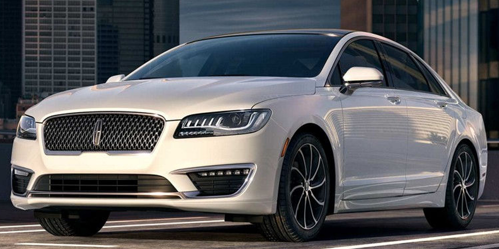 2019 Lincoln Mkz Vehicles On Display Chicago Auto Show