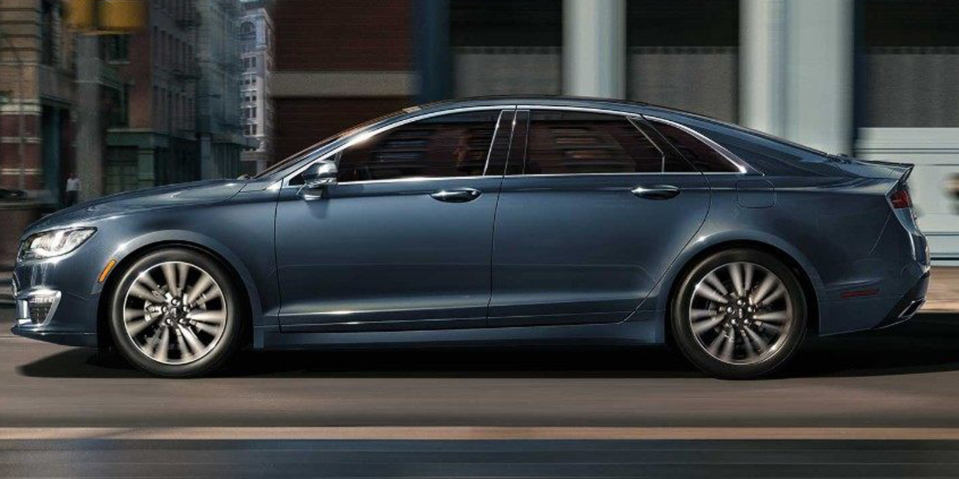 2018 Lincoln Mkz Vehicles On Display Chicago Auto Show