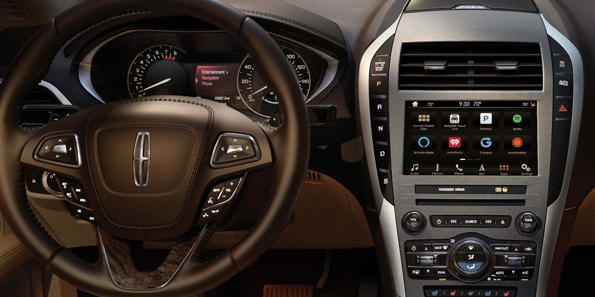 2019 - Lincoln - MKZ - Vehicles on Display | Chicago Auto Show