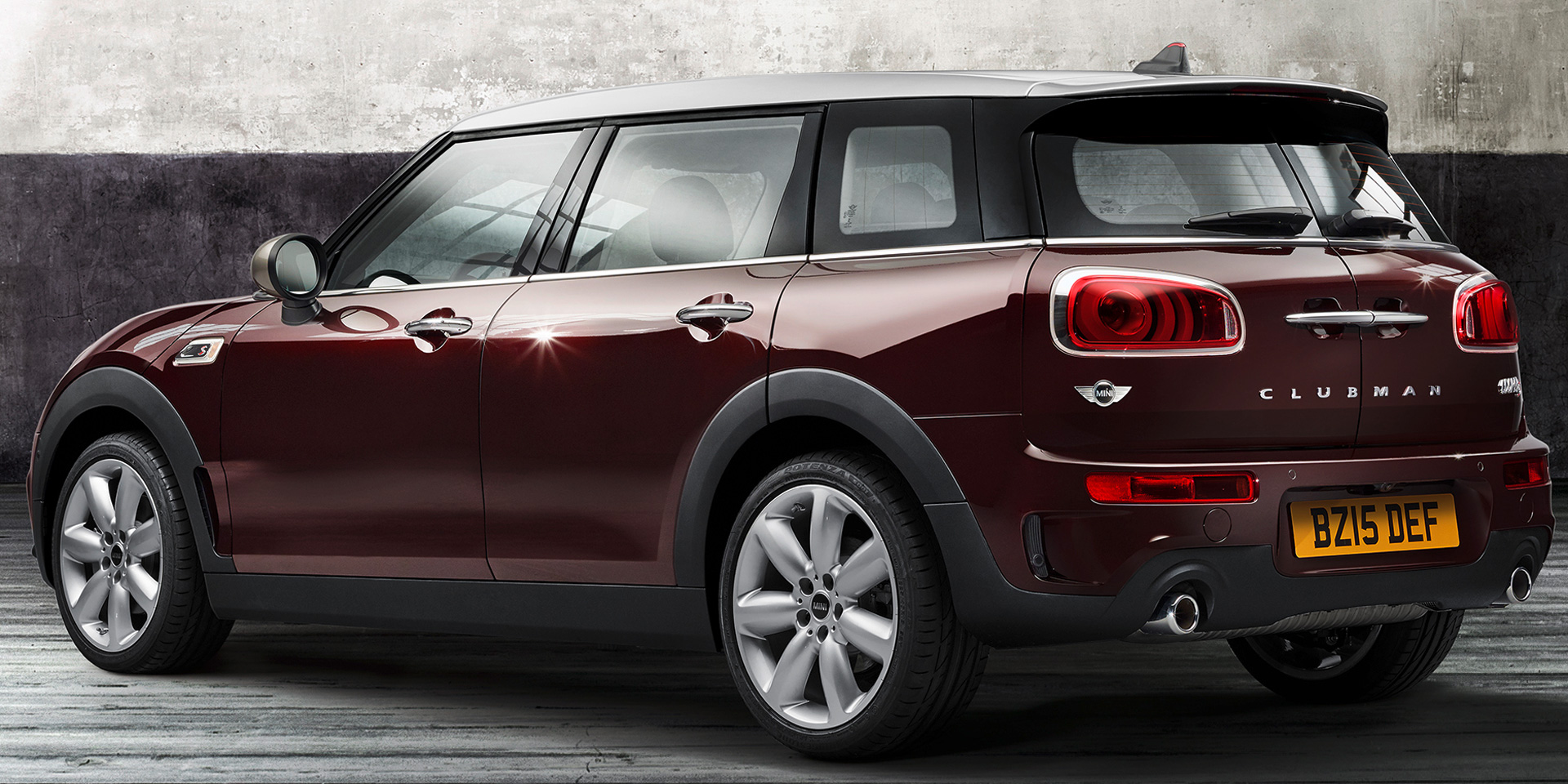 2018 mini clubman vehicles on display chicago auto show. Black Bedroom Furniture Sets. Home Design Ideas