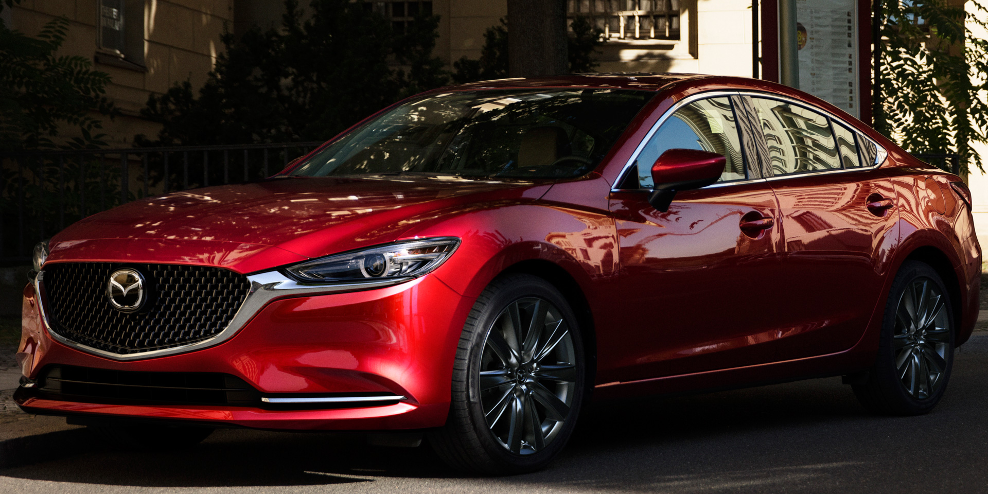 2018 Mazda 6 Vehicles On Display Chicago Auto Show