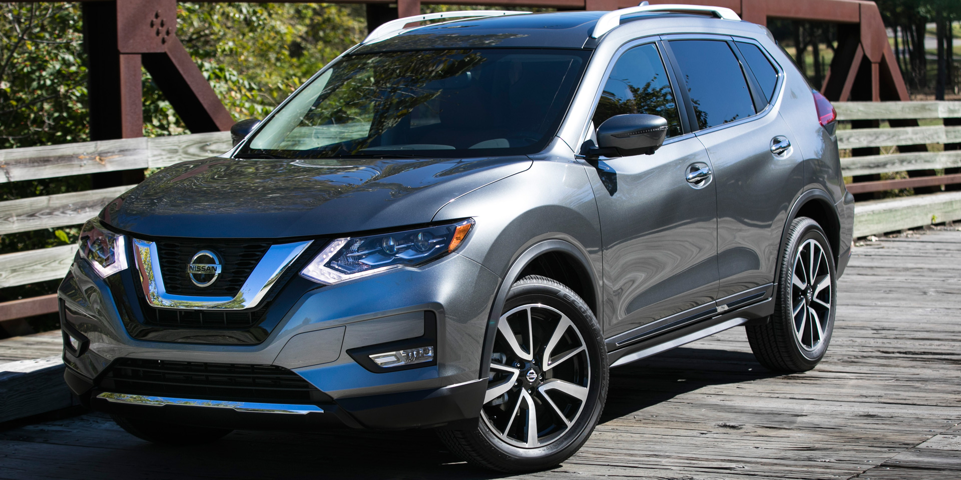 2018 Nissan Rogue Vehicles On Display Chicago Auto