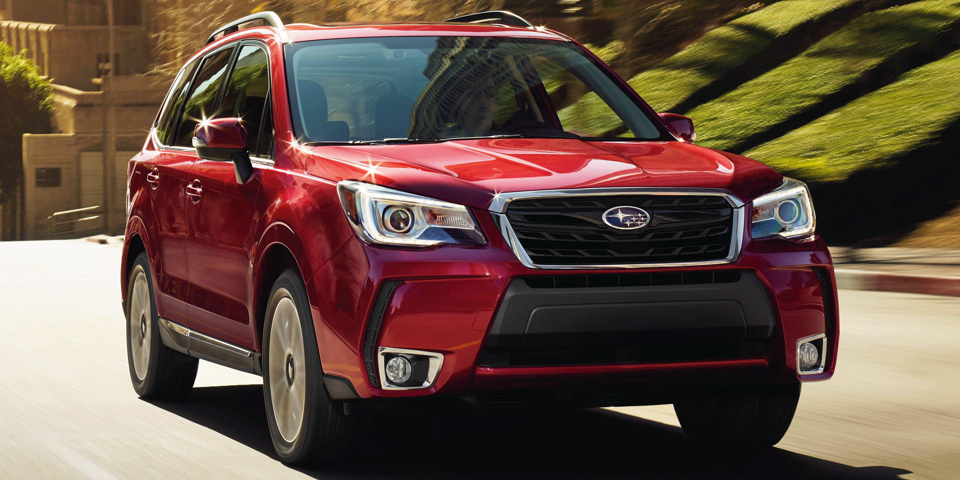 2018 subaru forester vehicles on display chicago auto show. Black Bedroom Furniture Sets. Home Design Ideas