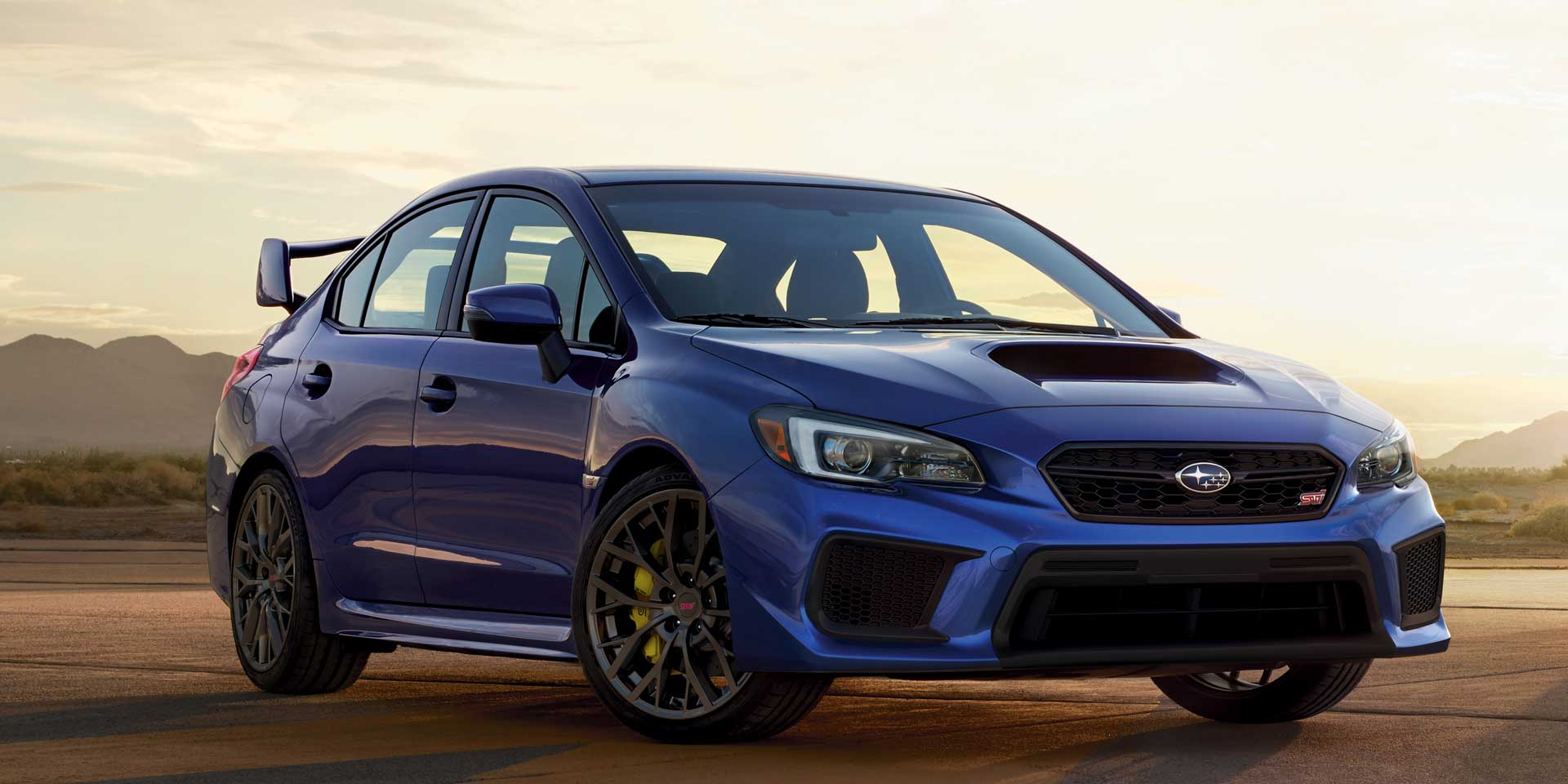2019 Subaru Wrx Vehicles On Display Chicago Auto Show