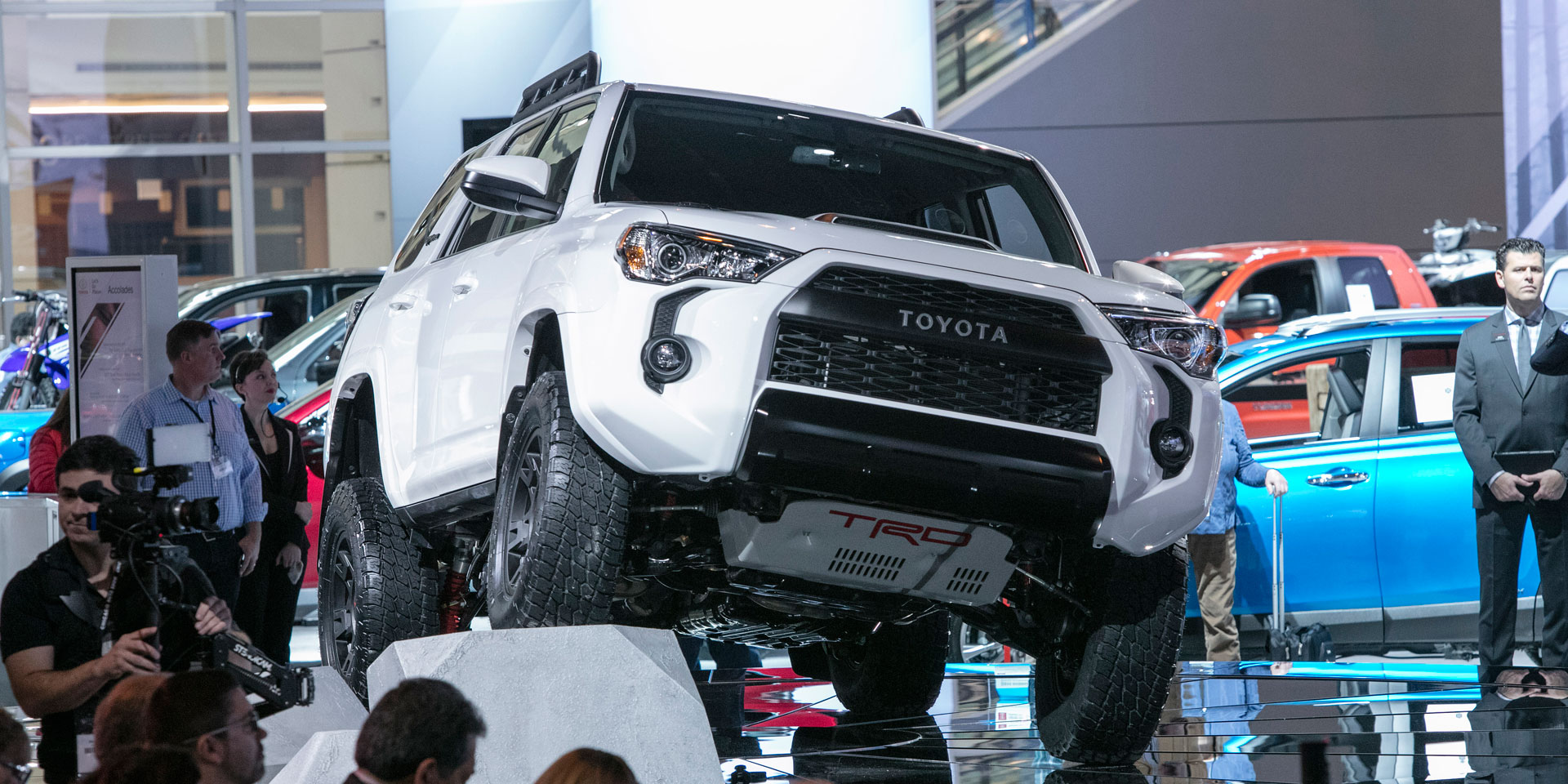 2019 Toyota 4Runner: Changes, TRD Pro, Design >> 2021 Toyota 4runner Trd Pro - Toyota Cars Review Release ...