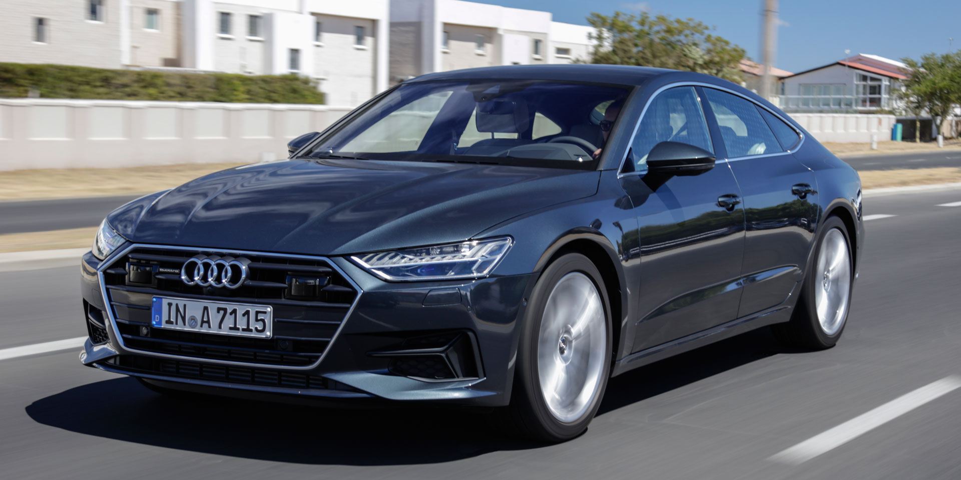 2020 Audi A7 S7 Rs7 Vehicles On Display Chicago Auto Show