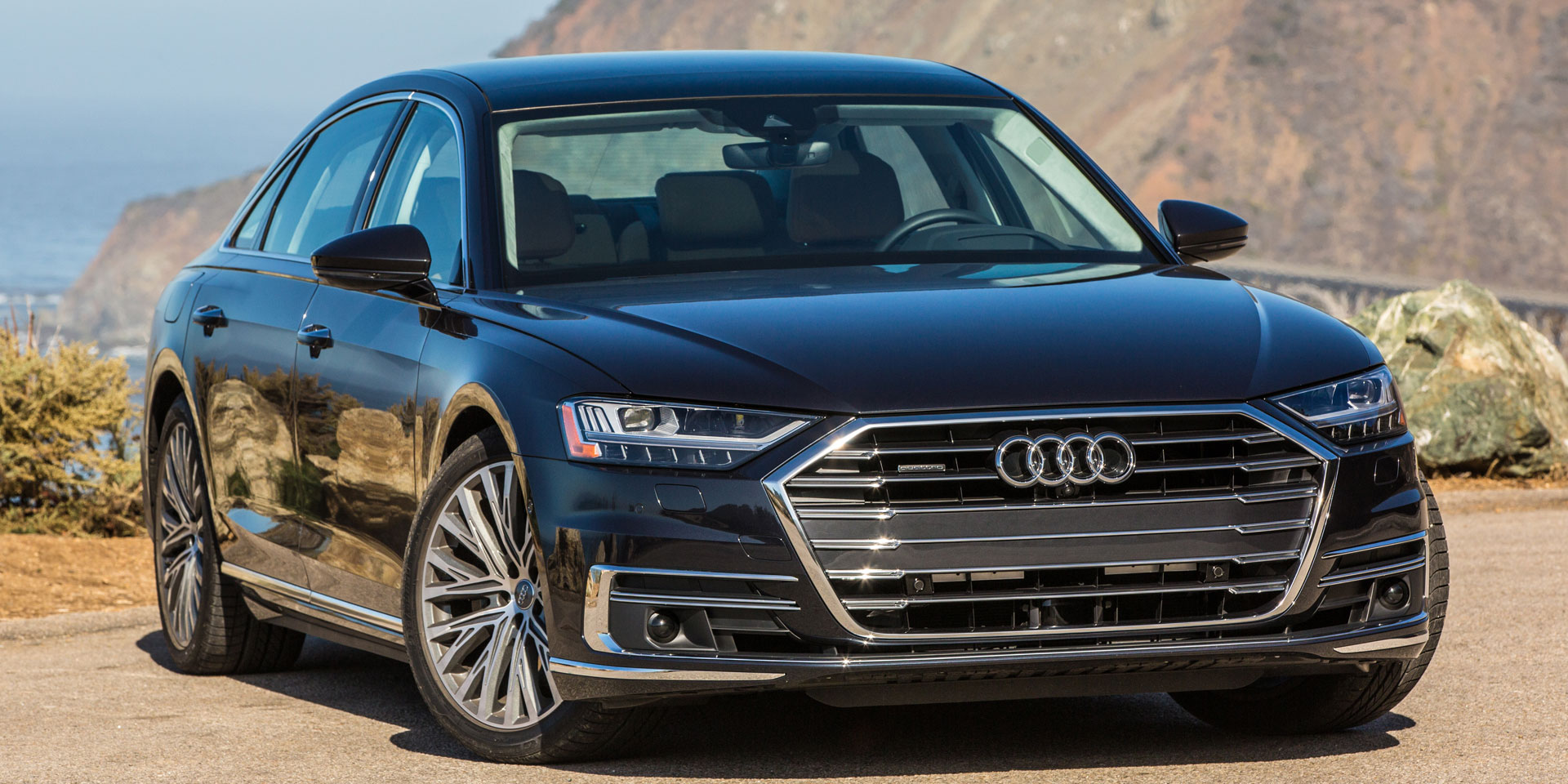 2019 Audi A8 S8 Vehicles On Display Chicago Auto Show