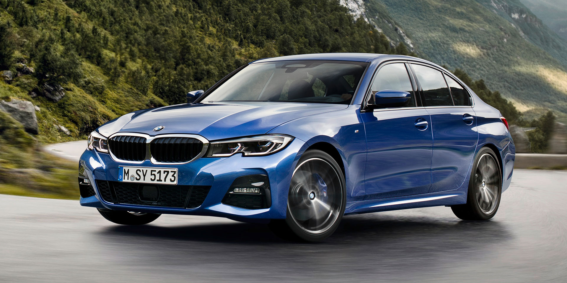 2019 Bmw 3 Series Vehicles On Display Chicago Auto Show