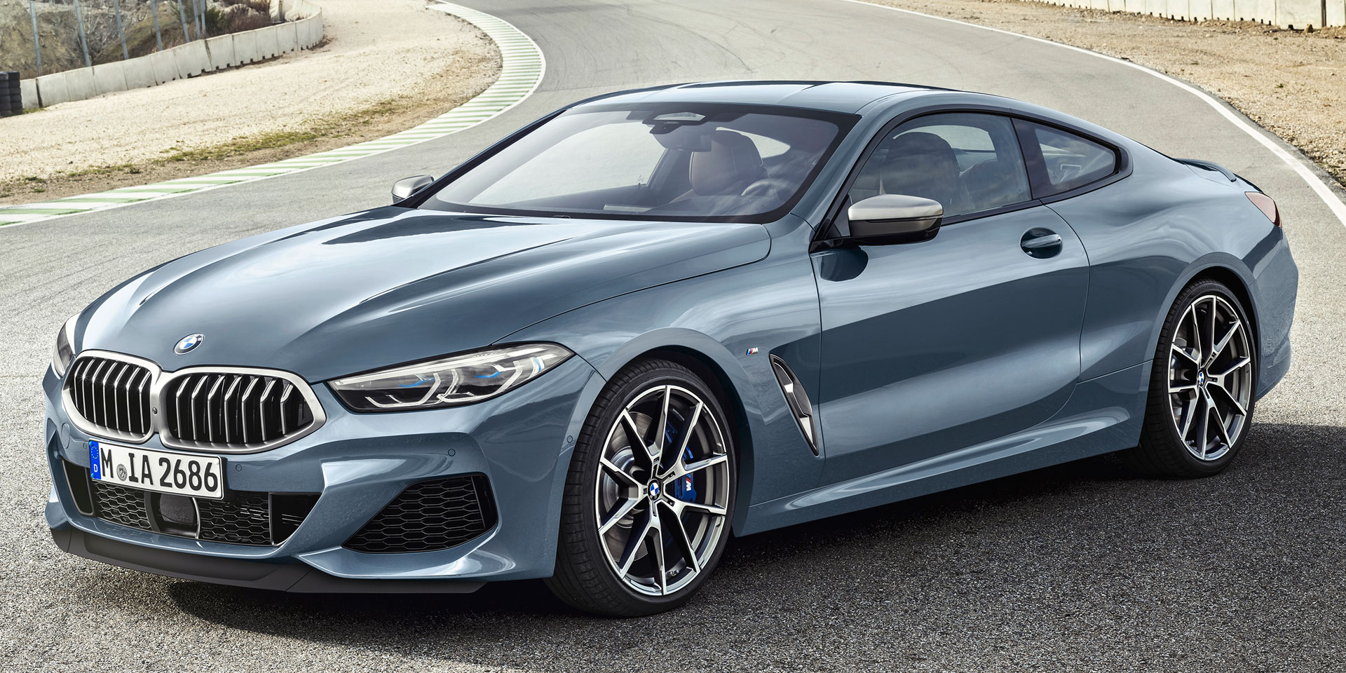 2019 Bmw 8 Series Vehicles On Display Chicago Auto Show
