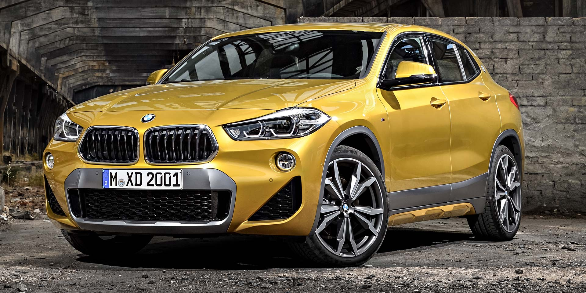 2019 Bmw X2 Vehicles On Display Chicago Auto Show
