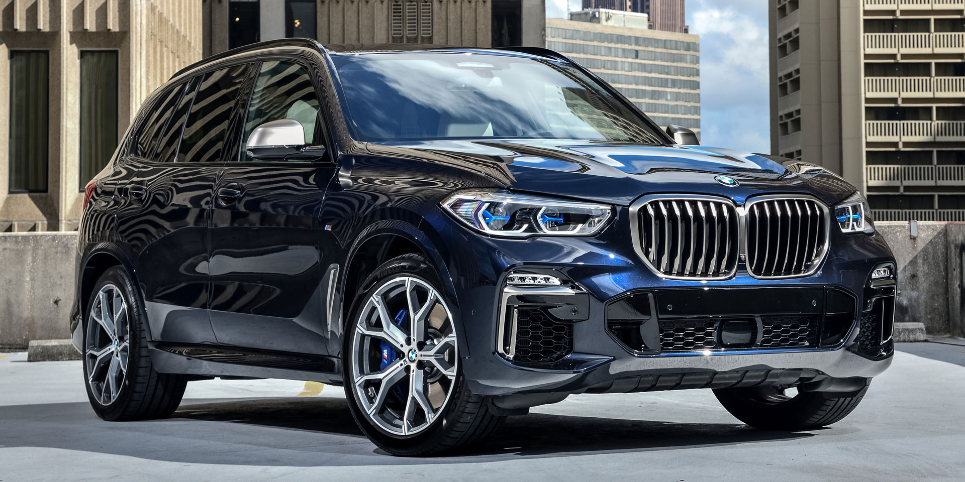 2019 Bmw X5 Vehicles On Display Chicago Auto Show