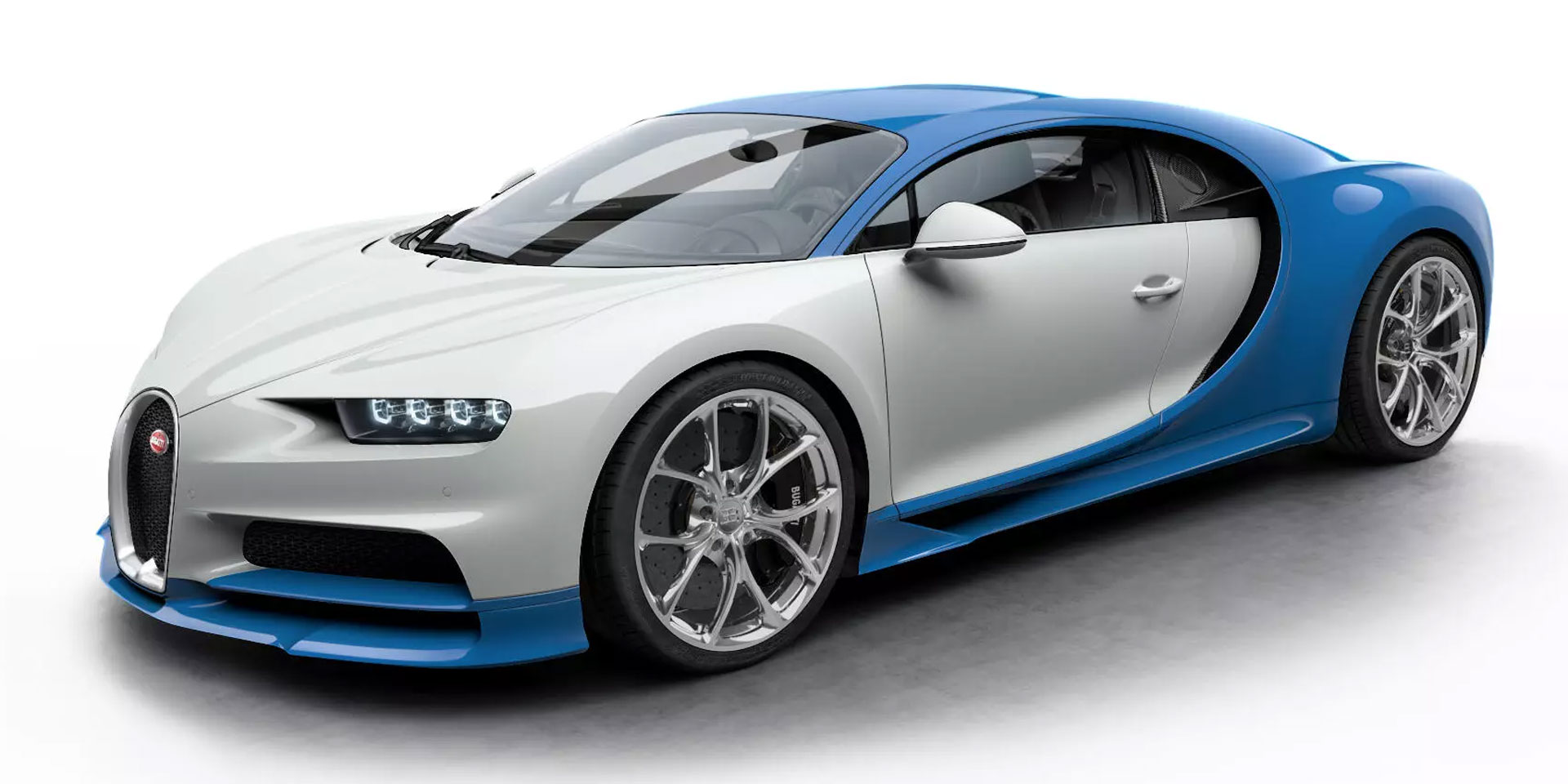 2019 Bugatti Chiron Vehicles On Display Chicago Auto Show