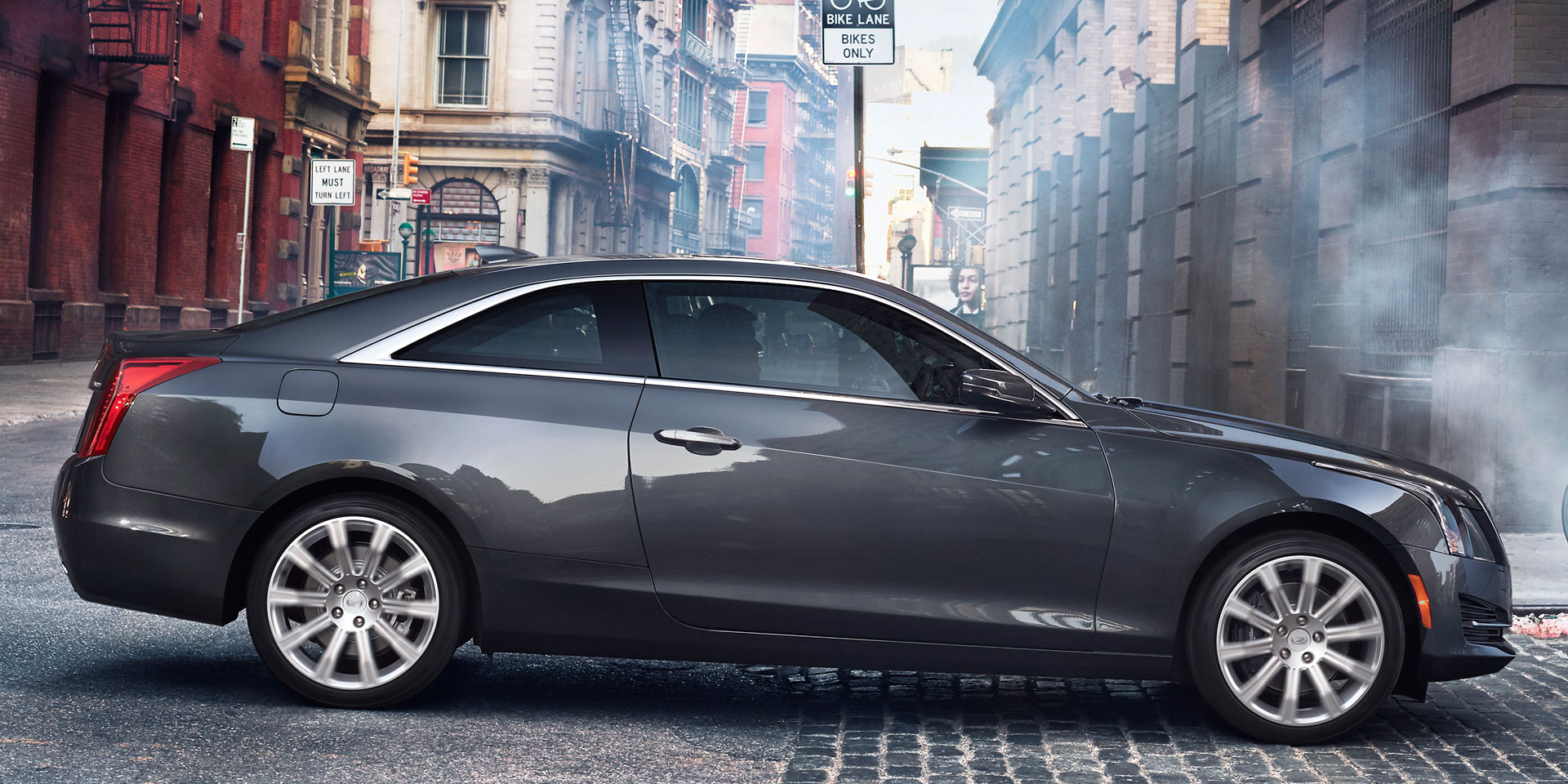 2019 - Cadillac - ATS - Vehicles on Display | Chicago Auto Show