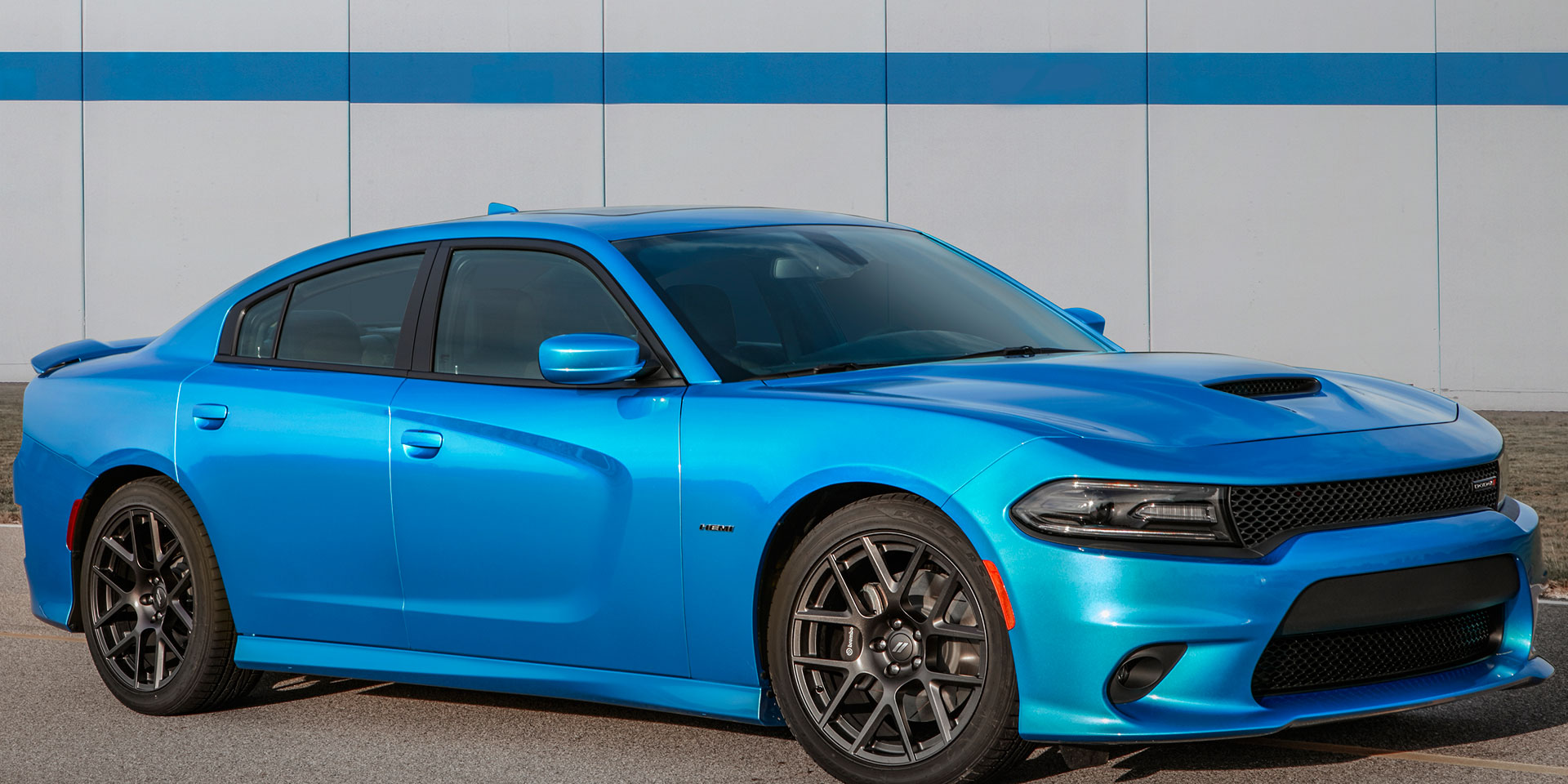 2019 - Dodge - Charger - Vehicles on Display | Chicago Auto Show