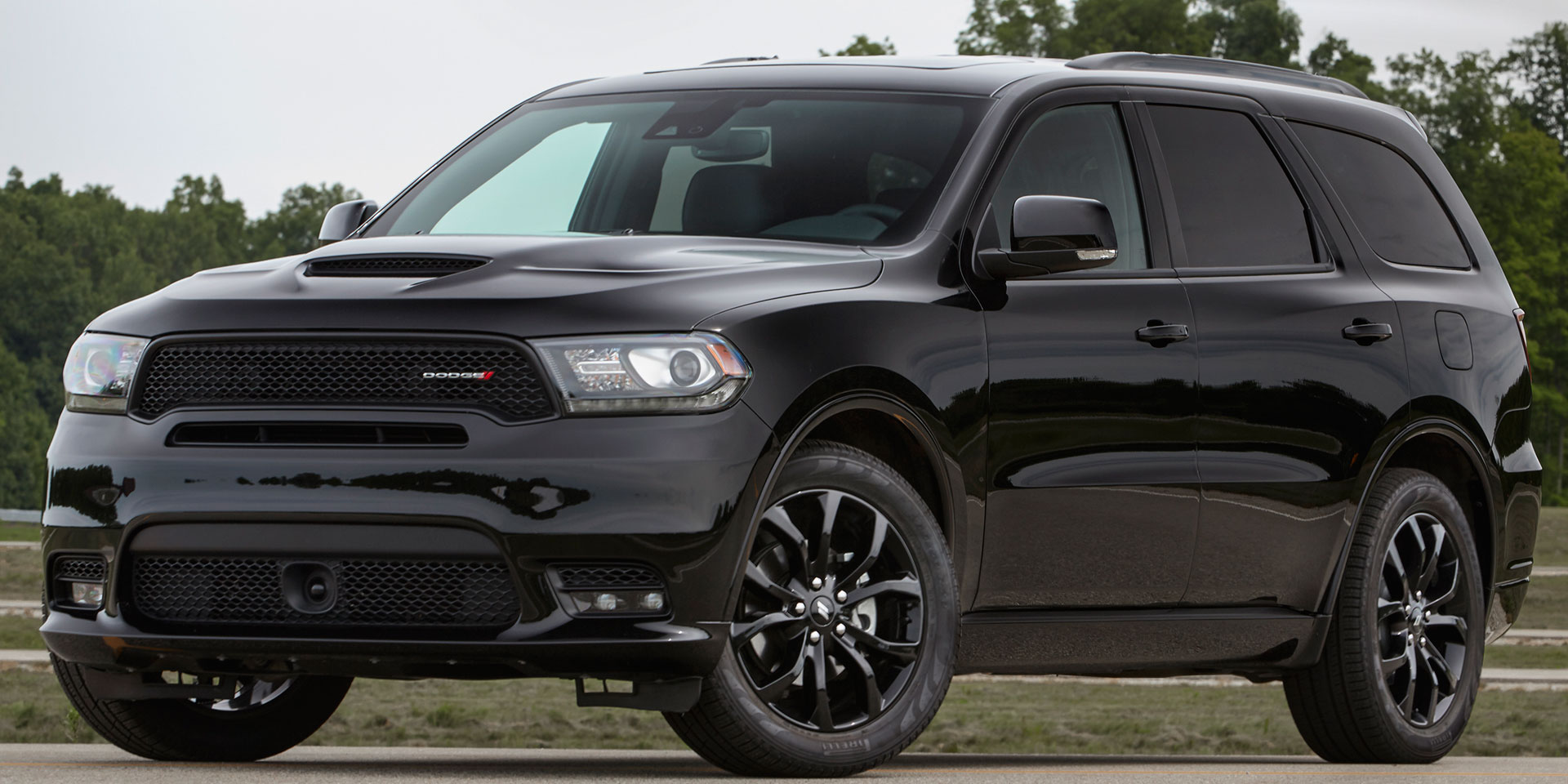 2020 Dodge Durango Vehicles On Display Chicago Auto Show