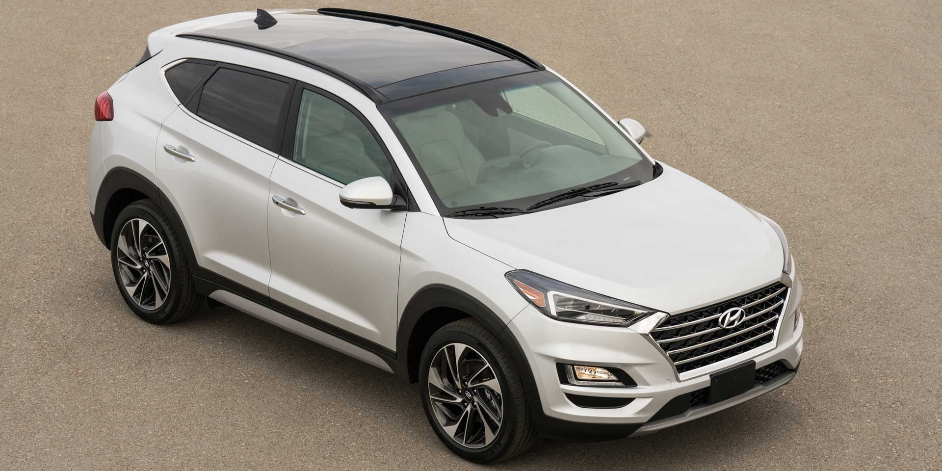 2019 Hyundai Tucson Vehicles On Display Chicago Auto Show