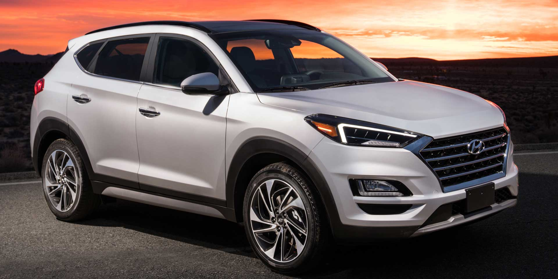 2019 - Hyundai - Tucson - Vehicles on Display | Chicago ...