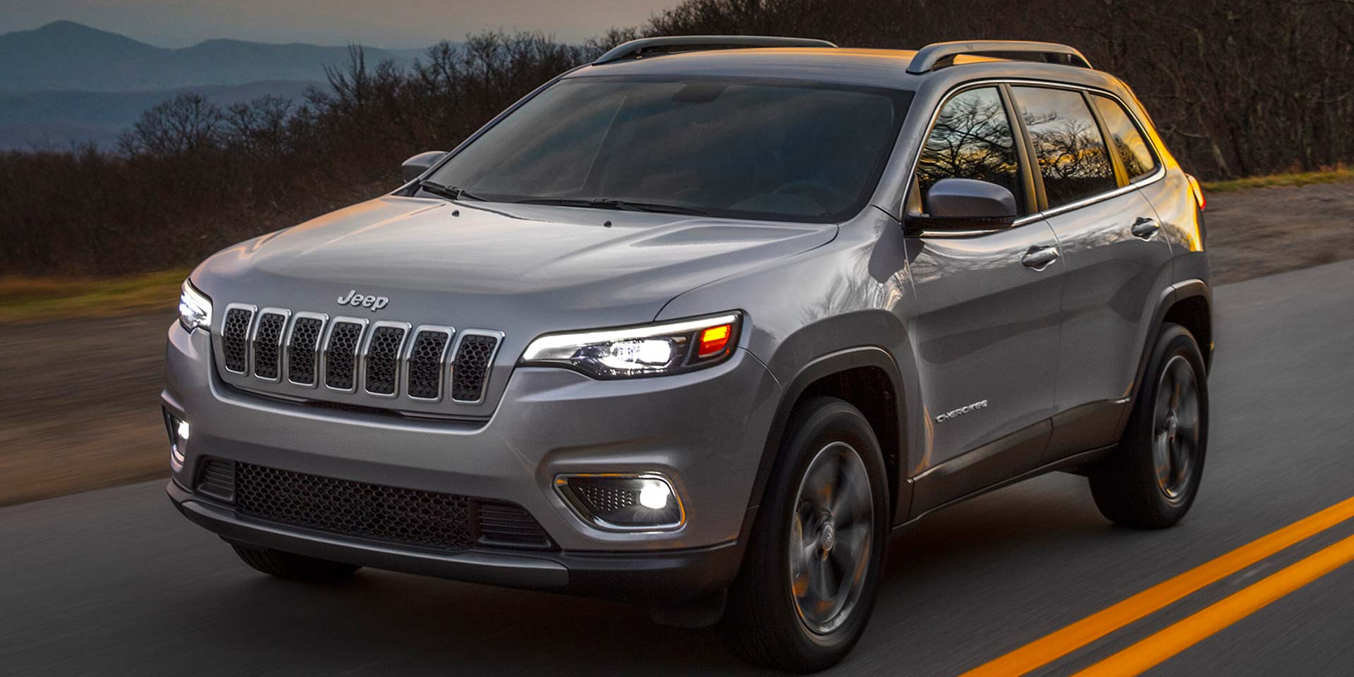 2019 Jeep Cherokee Vehicles On Display Chicago Auto Show