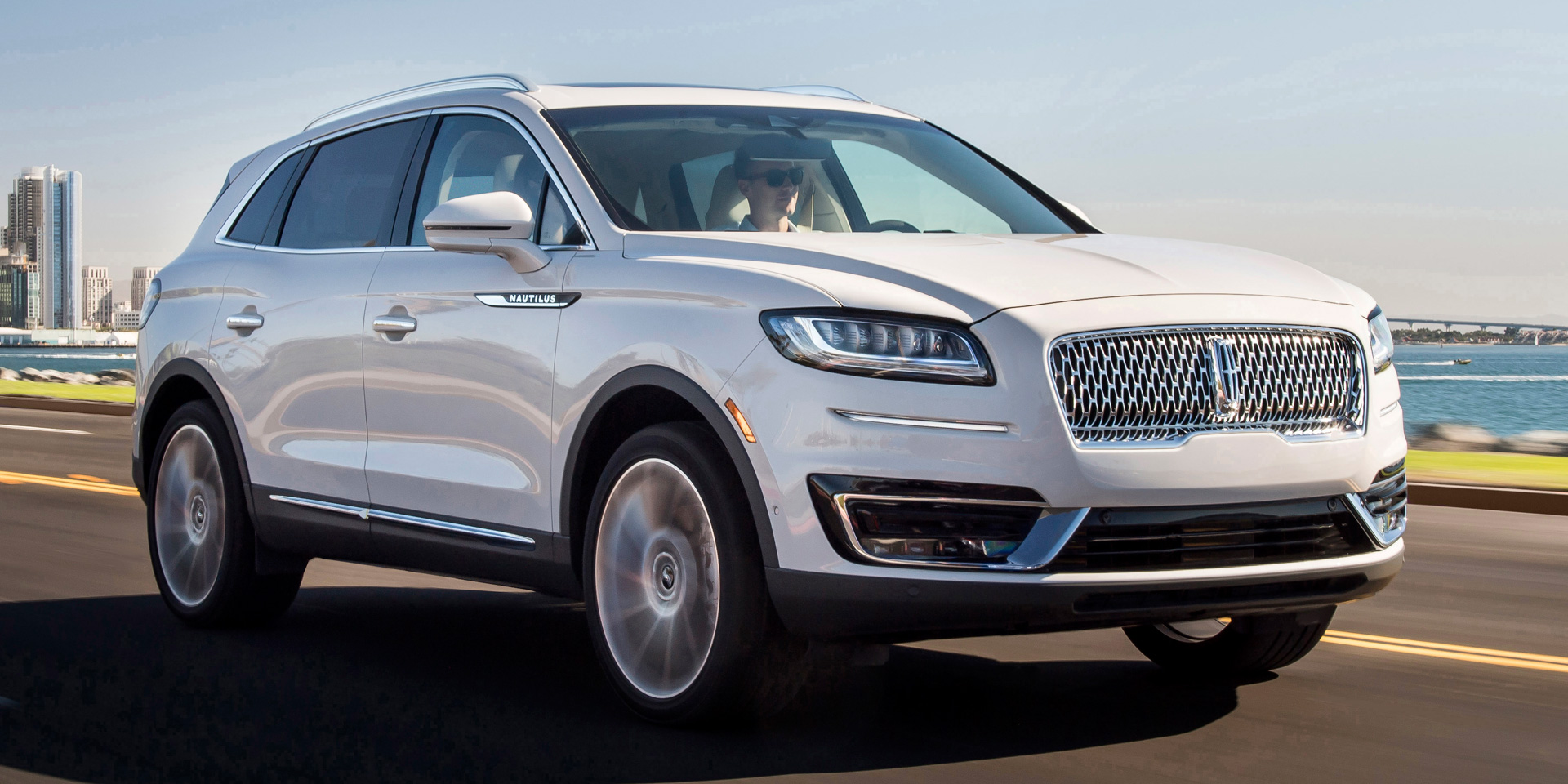 2019 Lincoln Nautilus Vehicles On Display Chicago Auto Show