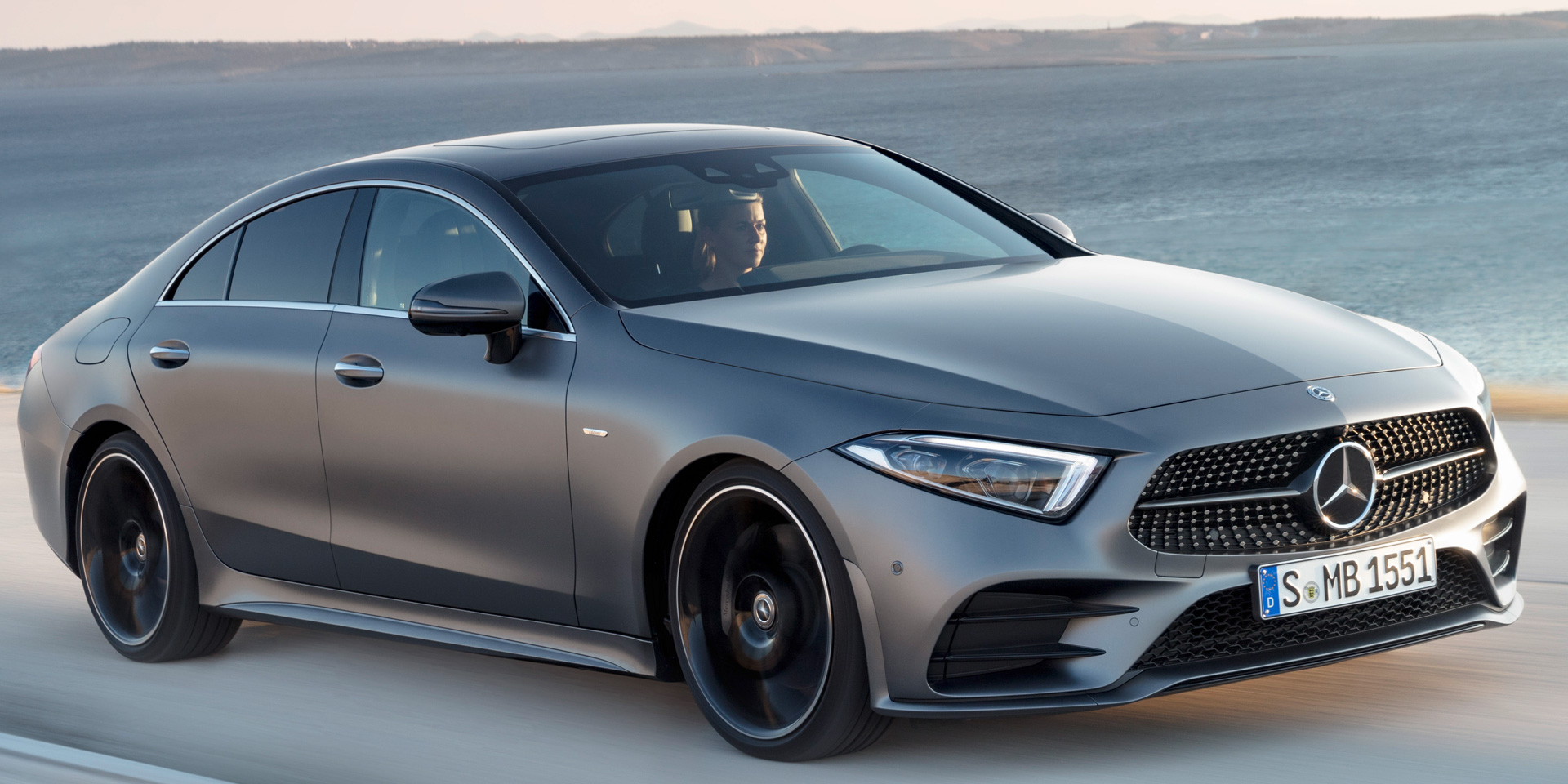 2019 Mercedes Benz Cls Vehicles On Display Chicago