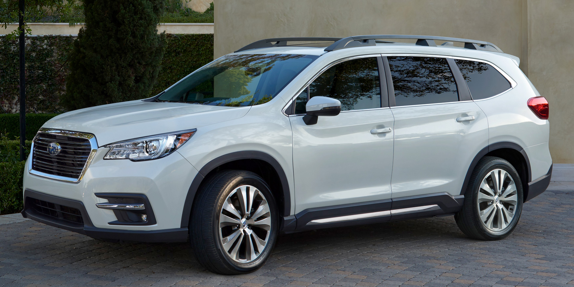 2019 Subaru Ascent Vehicles On Display Chicago
