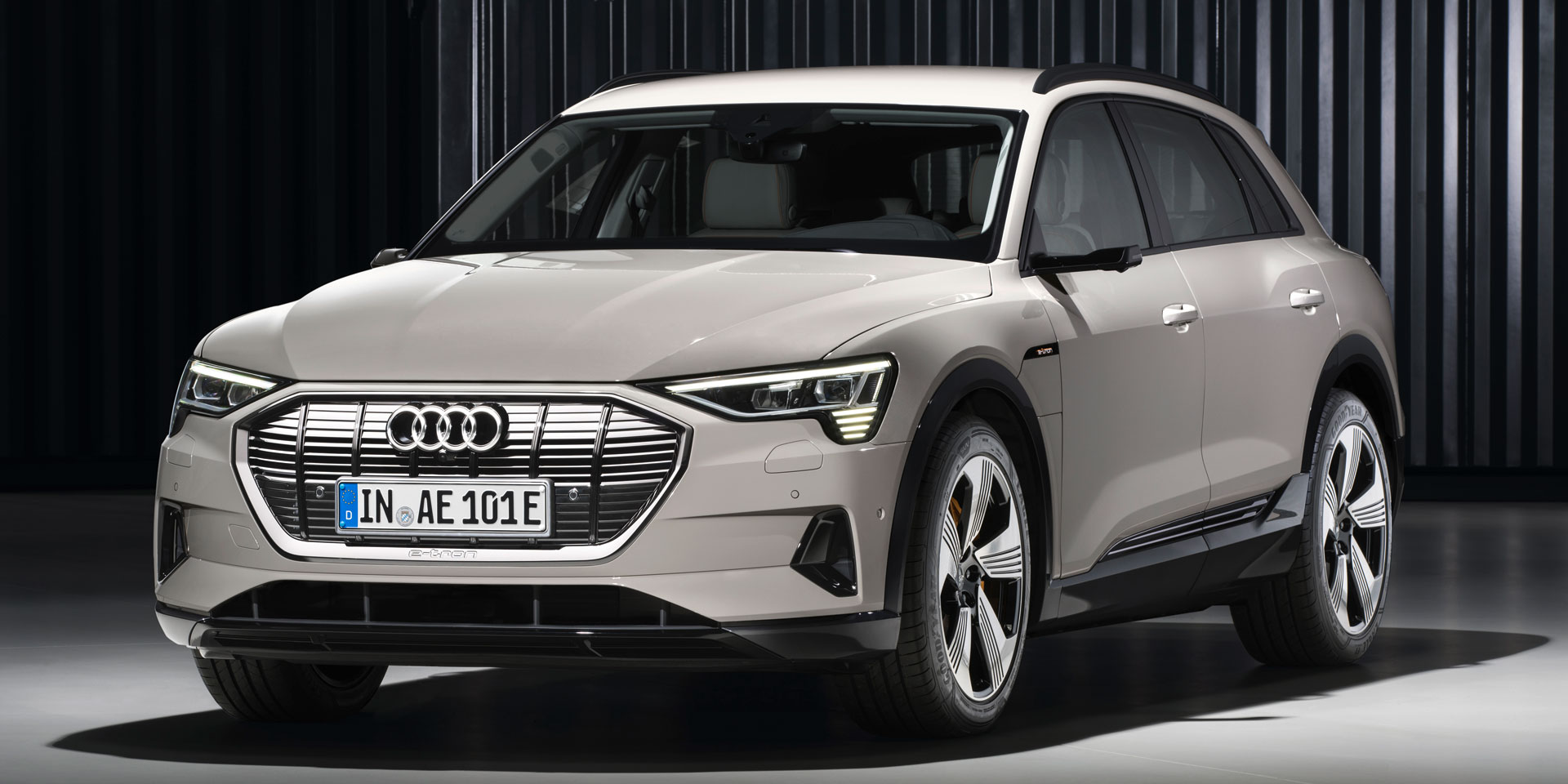 2019 Audi E Tron Vehicles On Display Chicago Auto Show