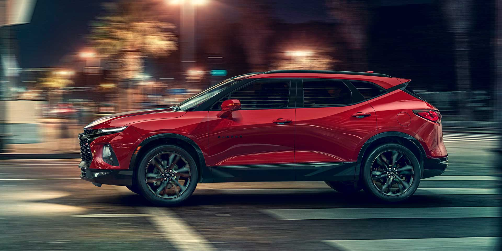 2019 Chevrolet Blazer Vehicles On Display Chicago