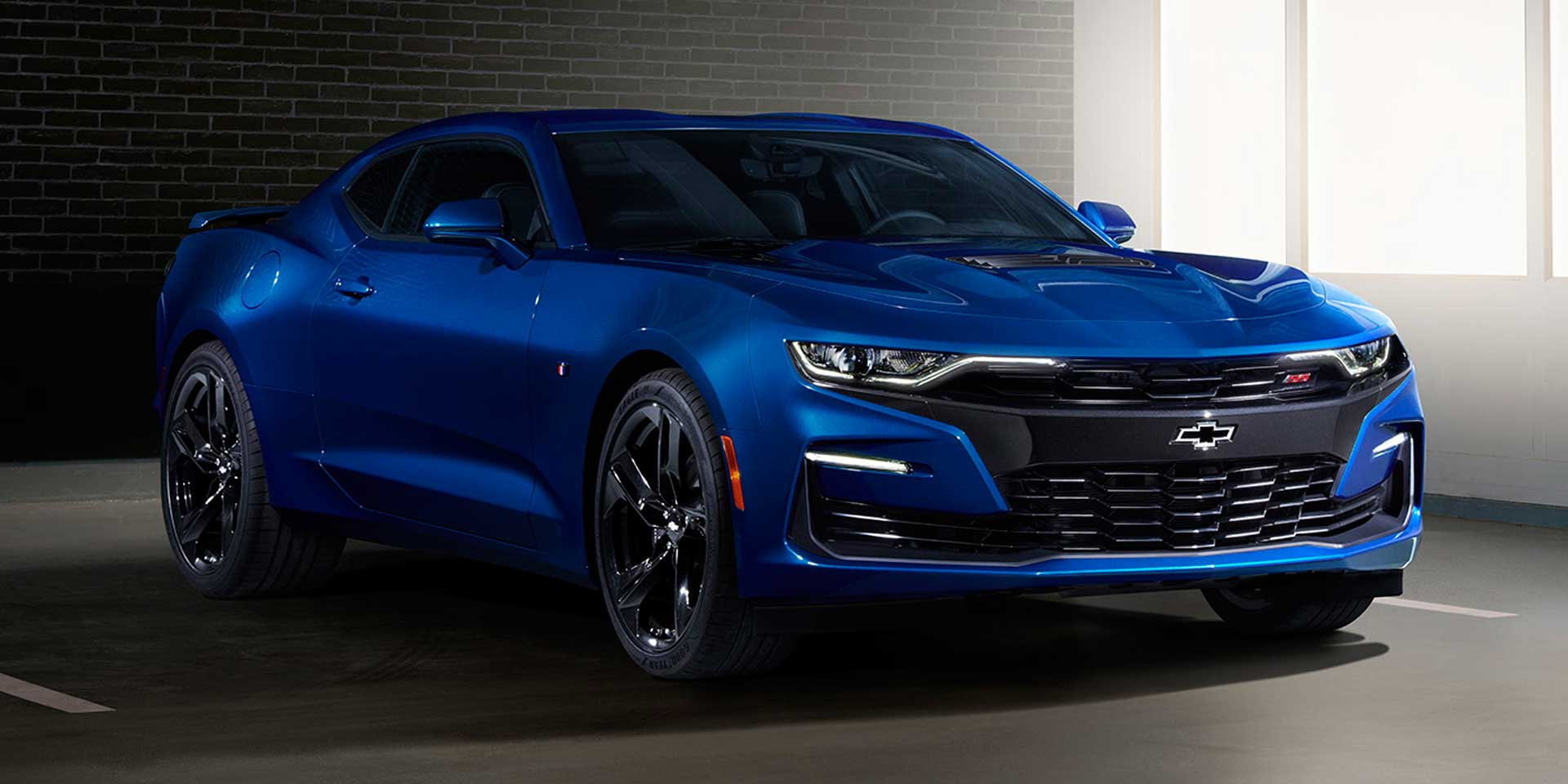 2019 - Chevrolet - Camaro - Vehicles on Display | Chicago ...