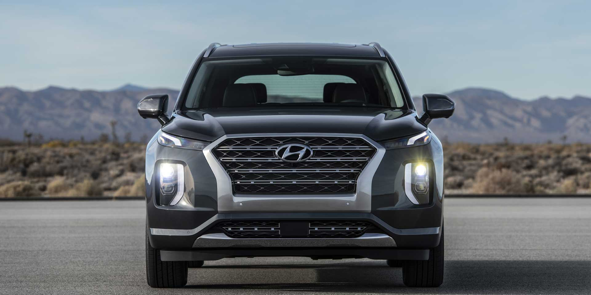 2020 - Hyundai - Palisade - Vehicles on Display | Chicago ...