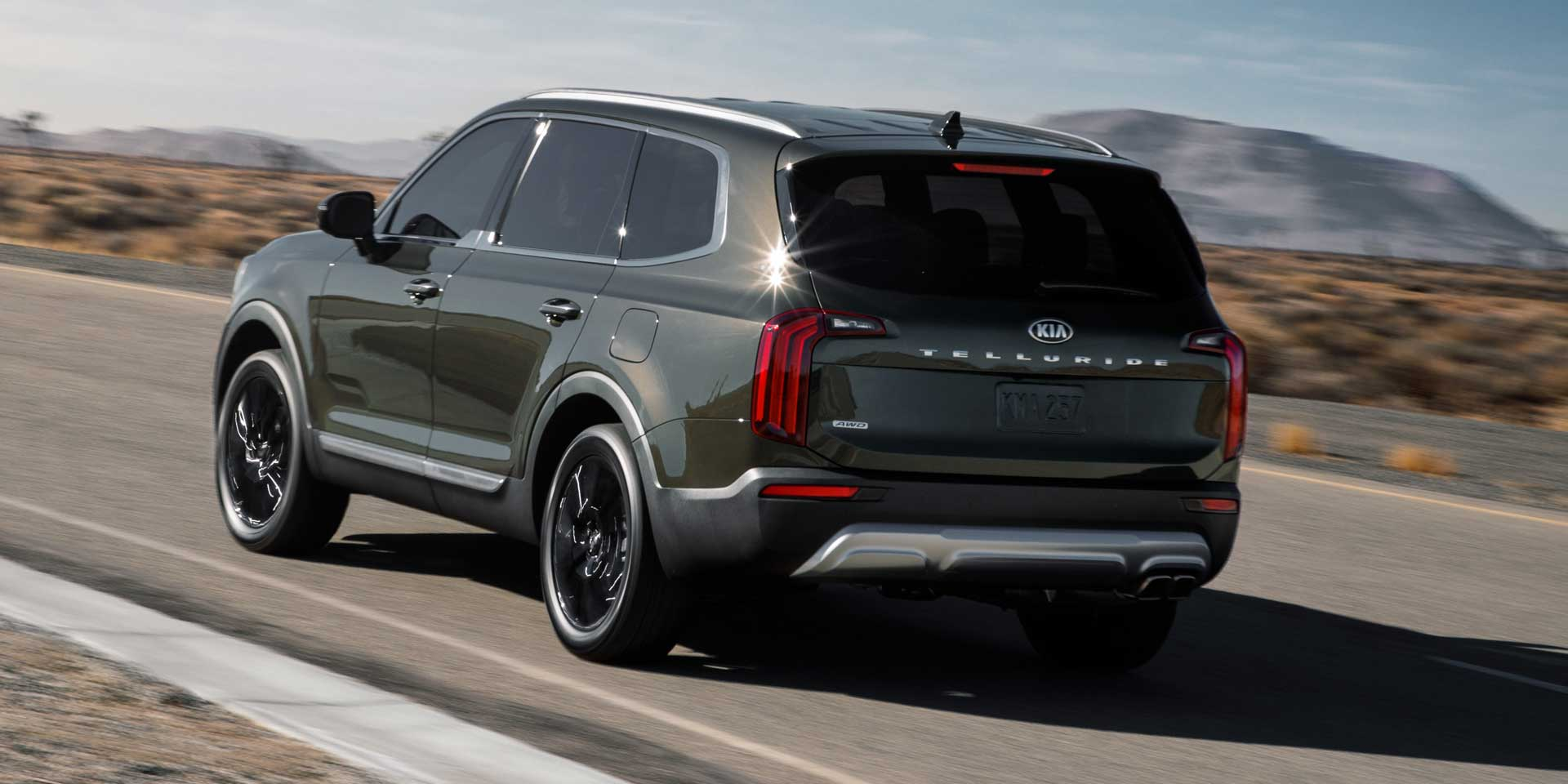 Nissan Rogue Towing Capacity >> 2020 - Kia - Telluride - Vehicles on Display | Chicago Auto Show
