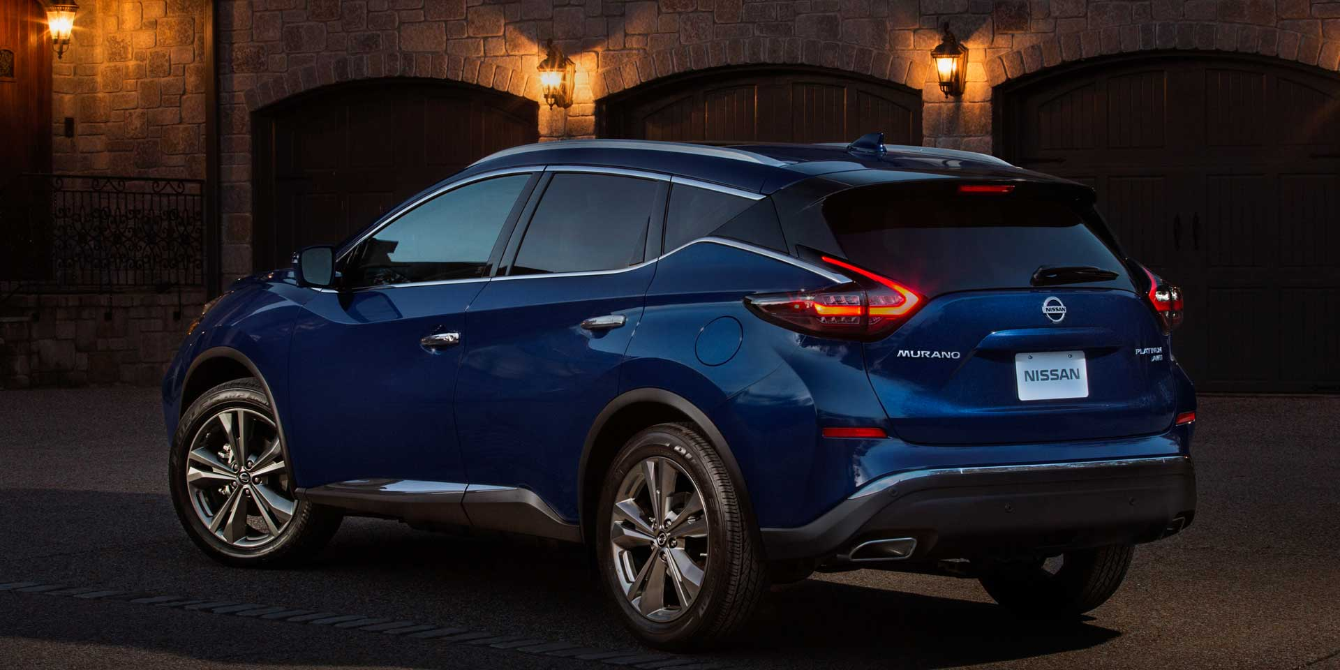 2019 - Nissan - Murano - Vehicles on Display | Chicago ...