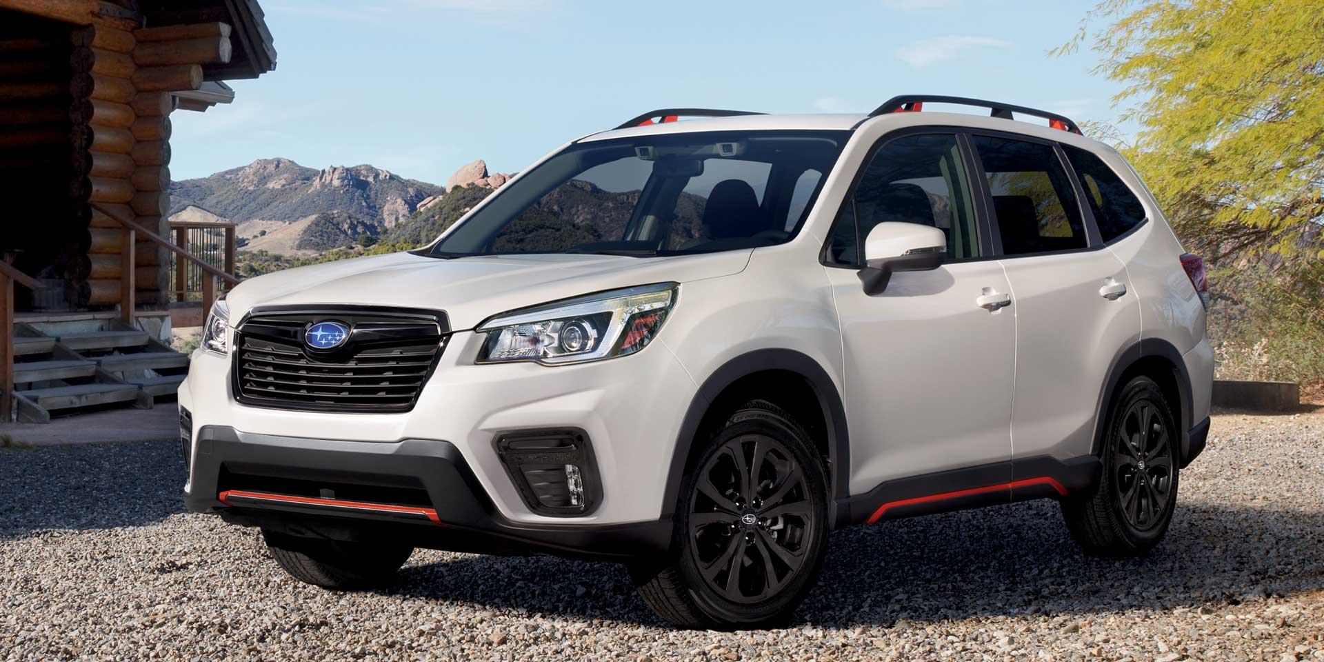 2019 Subaru Forester Vehicles On Display Chicago Auto Show