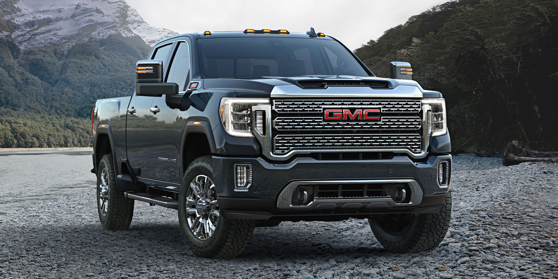 2020 - GMC - Sierra HD - Vehicles on Display | Chicago ...