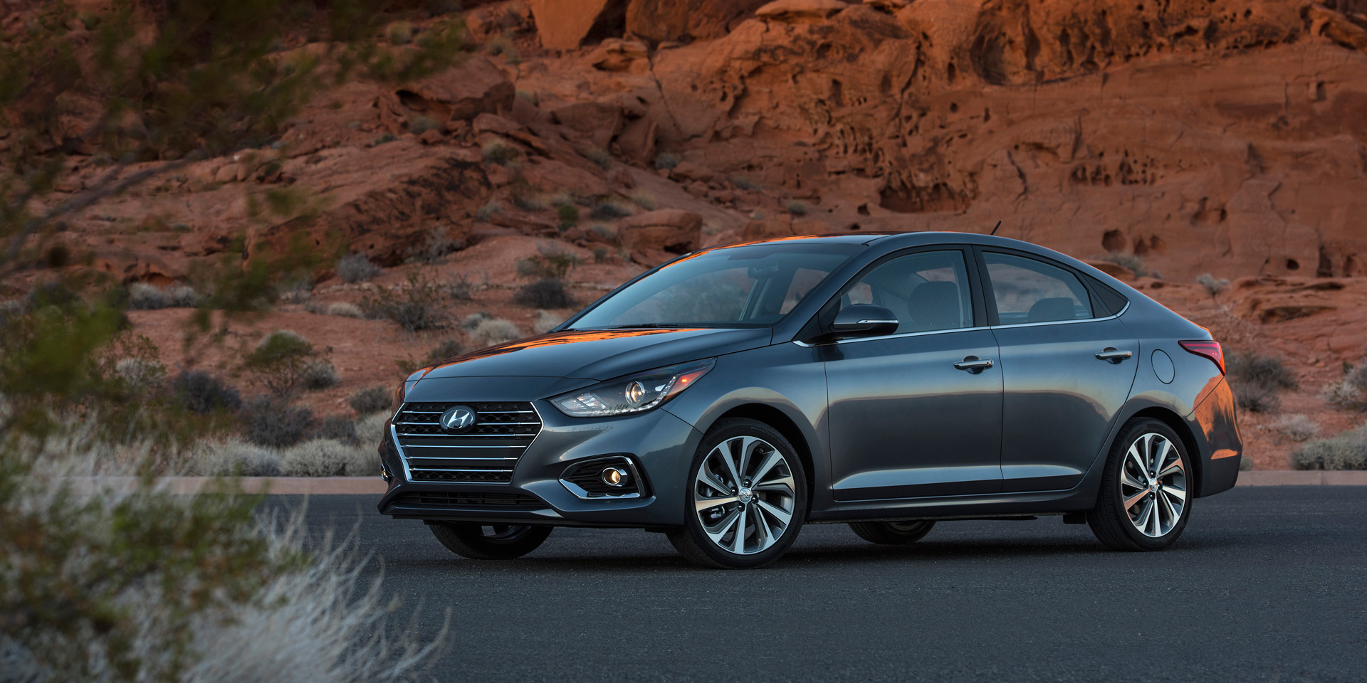 2020 Hyundai Accent Style
