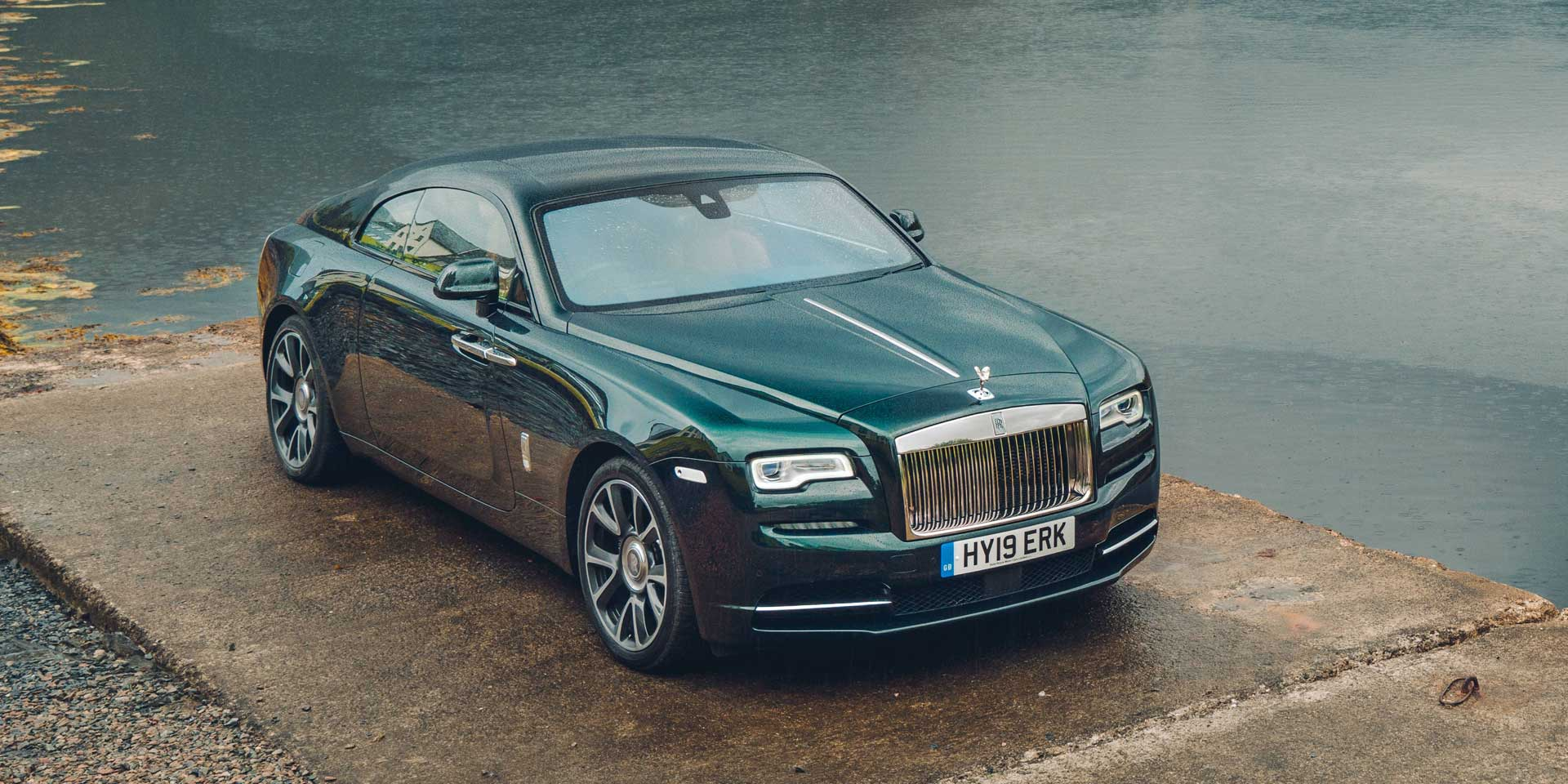 2020 Rolls Royce Wraith Vehicles On Display Chicago Auto Show