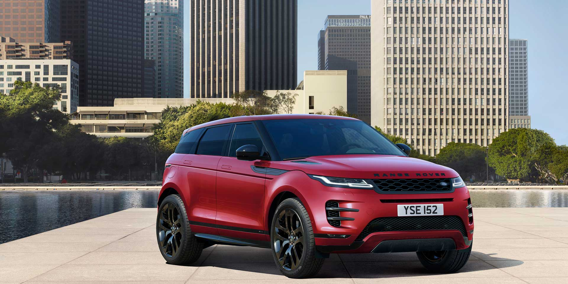 Land Rover Chicago >> 2020 Land Rover Range Rover Evoque Vehicles On Display