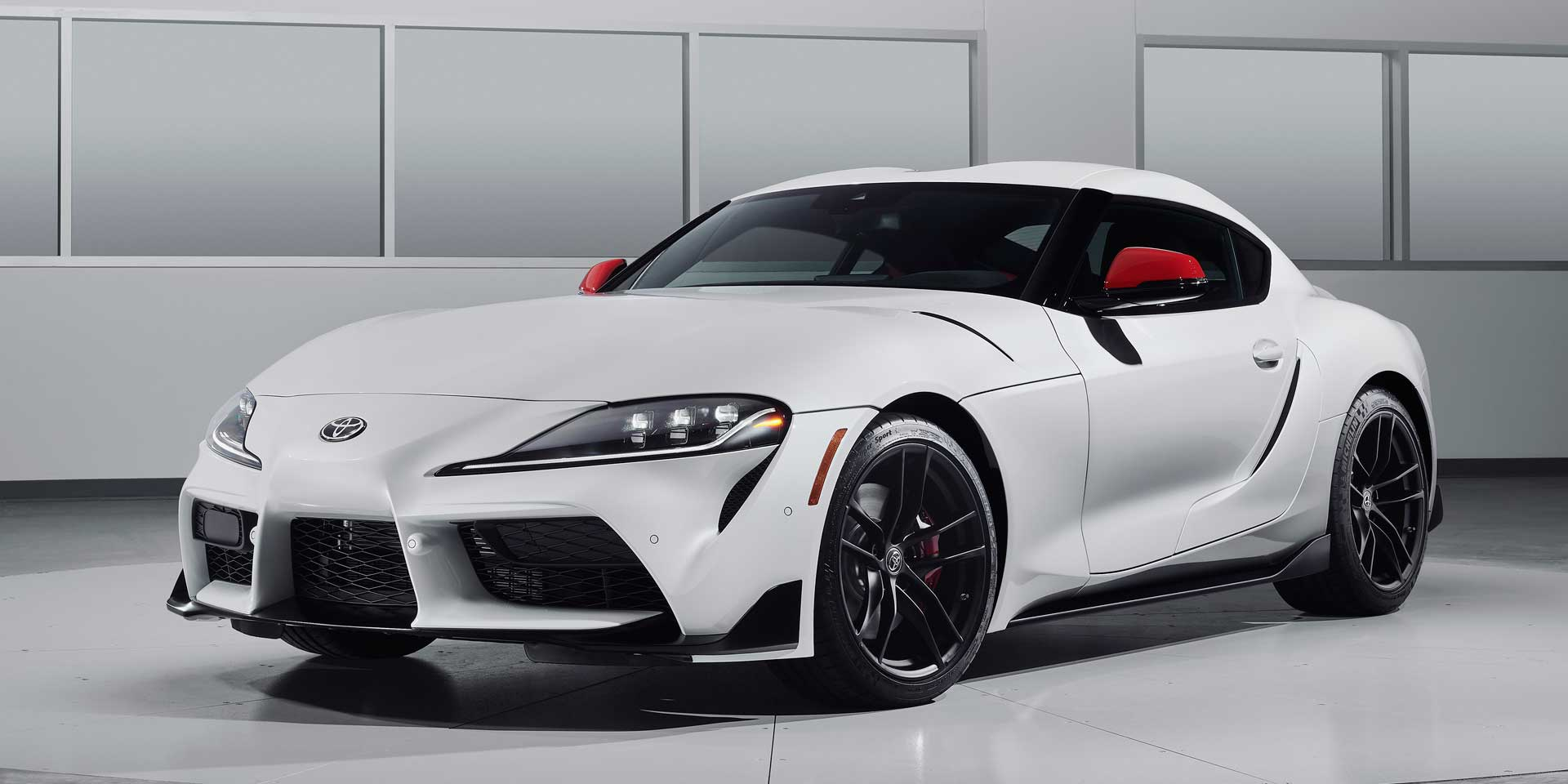 2020 Toyota Supra Vehicles On Display Chicago Auto Show