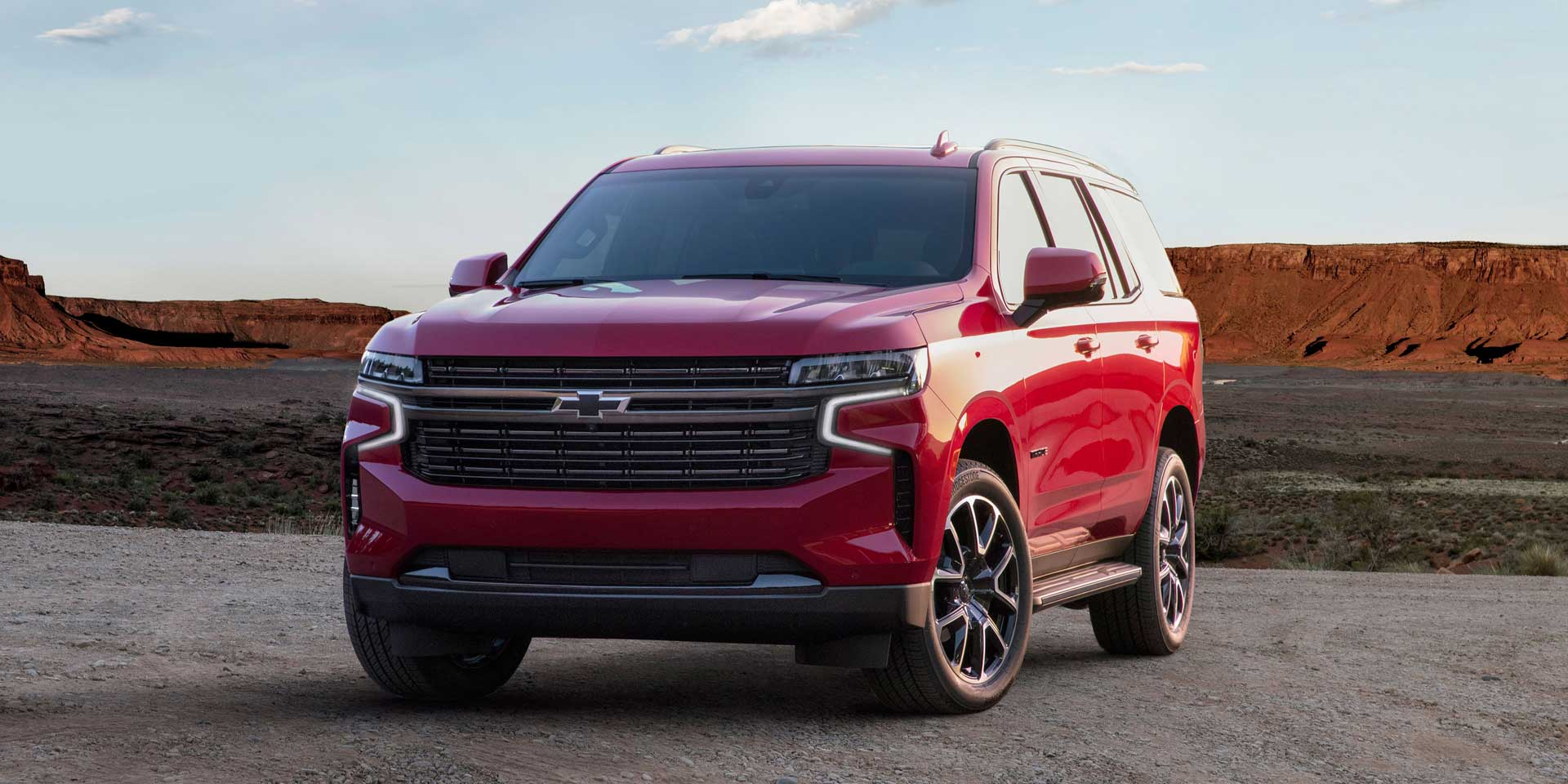 2021  chevrolet  tahoe  vehicles on display  chicago