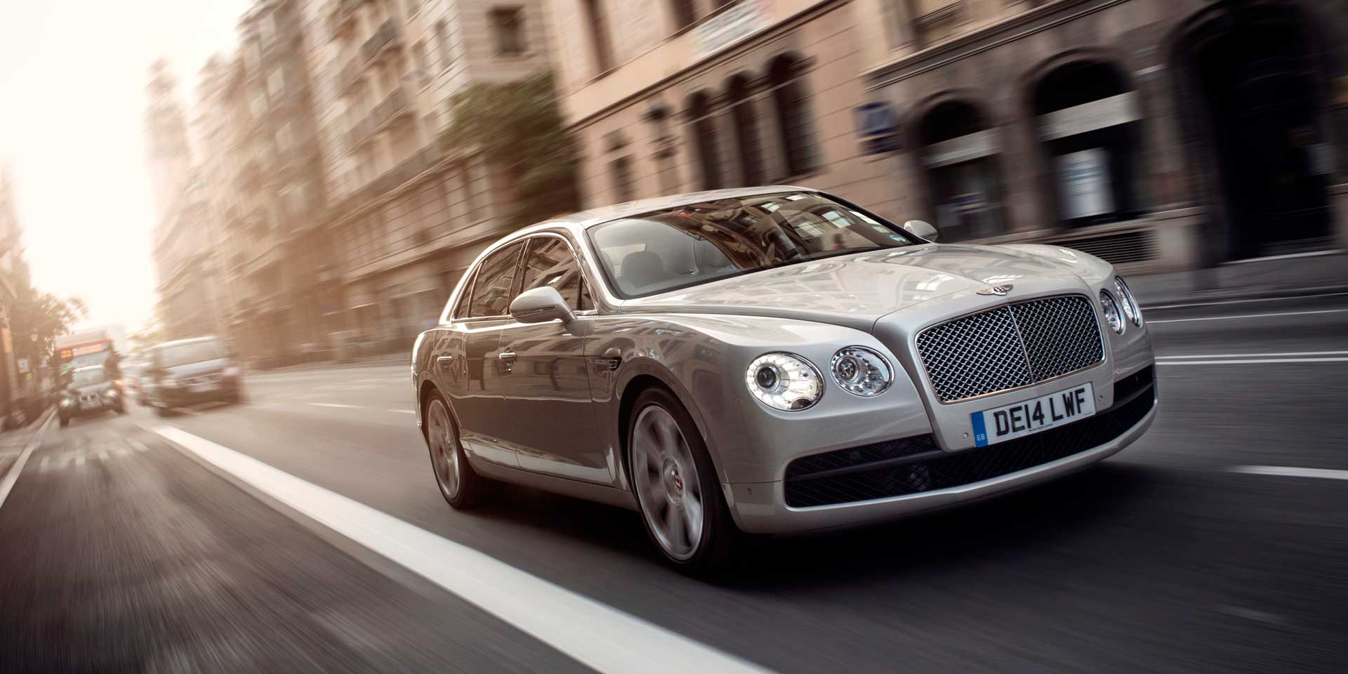 2019 - Bentley - Flying Spur - Vehicles on Display ...