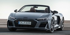 2019 Audi R8 Vehicles On Display Chicago Auto Show