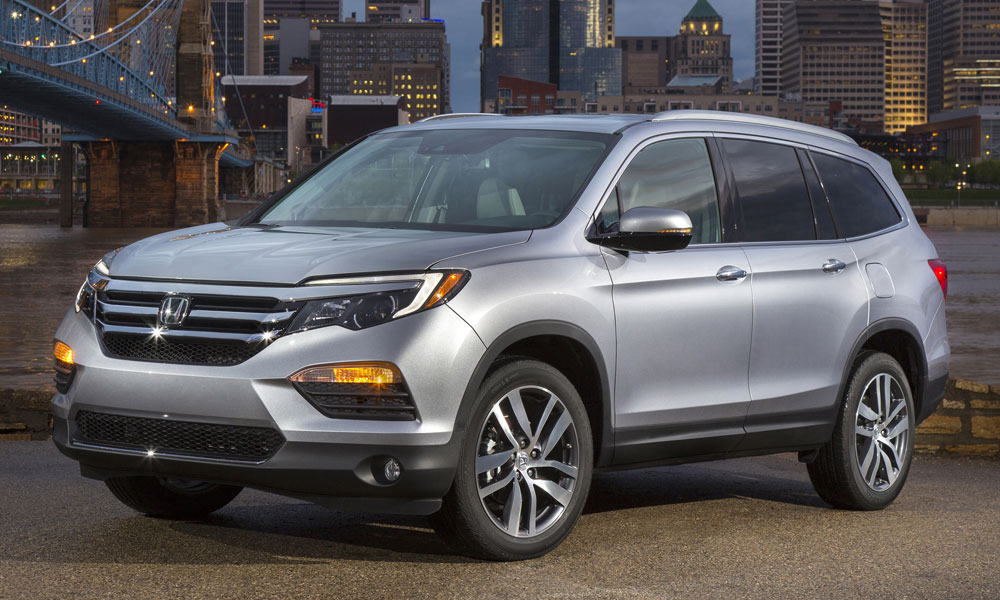 2016 Honda Pilot New Car Review On Drivechicago Com