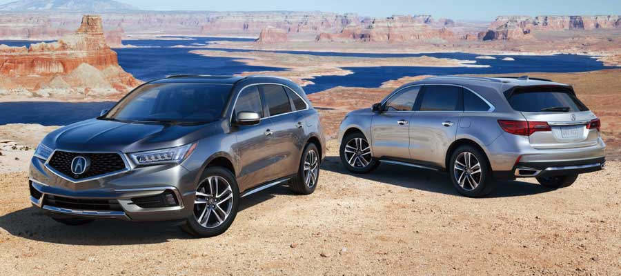 Acura MDX New Car Review On DriveChicagocom - Acura mdx competitors